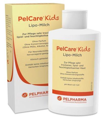 PelCare Kids Körpermilch