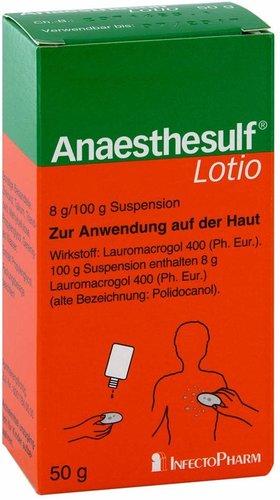 Anaesthesulf Lotio