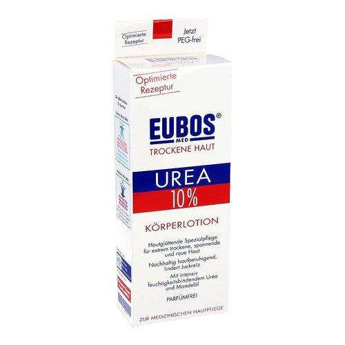 Eubos 10% Urea Körperlotion