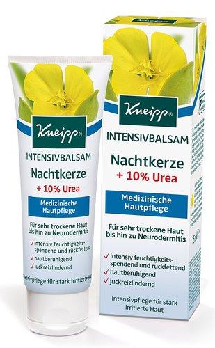 Kneipp Intensivbalsam Nachtkerze mit 10 % Urea