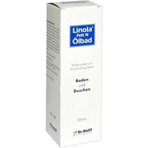Linola Fett N Ölbad