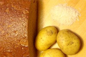 Brot, Reis und Kartoffeln – die Übeltäter?