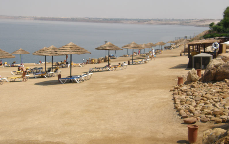 Strand vom Hotel Marriott