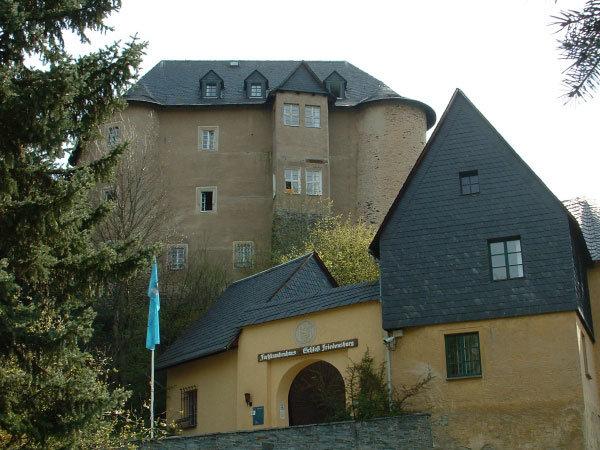 Ansicht des Gebäudes
