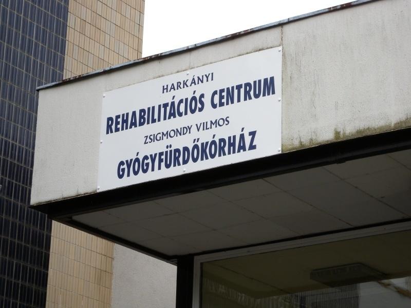 Die Klinik in Harkány