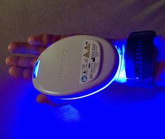 Therapie mit BlueControl von Philips
