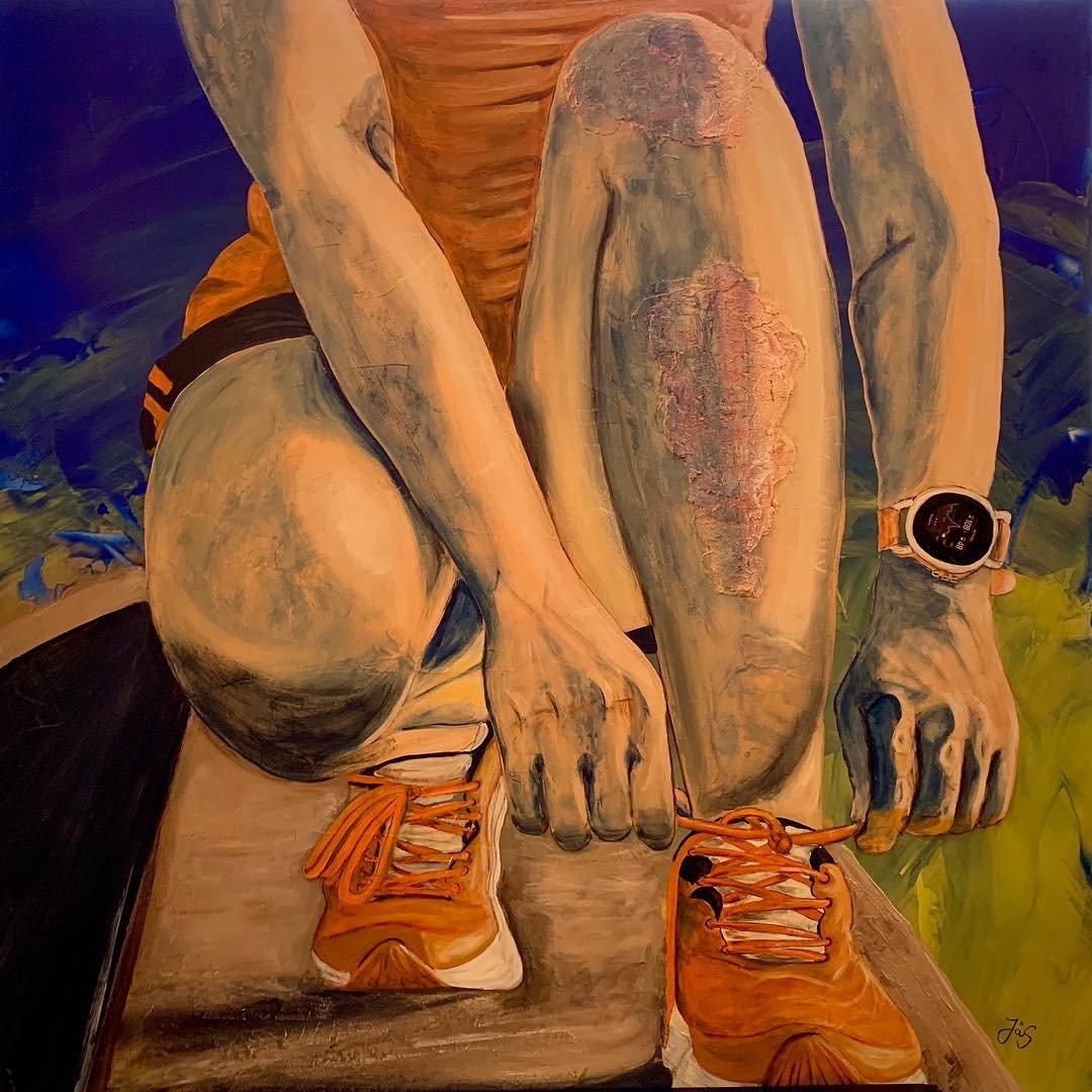 Gemälde zum Anfassen