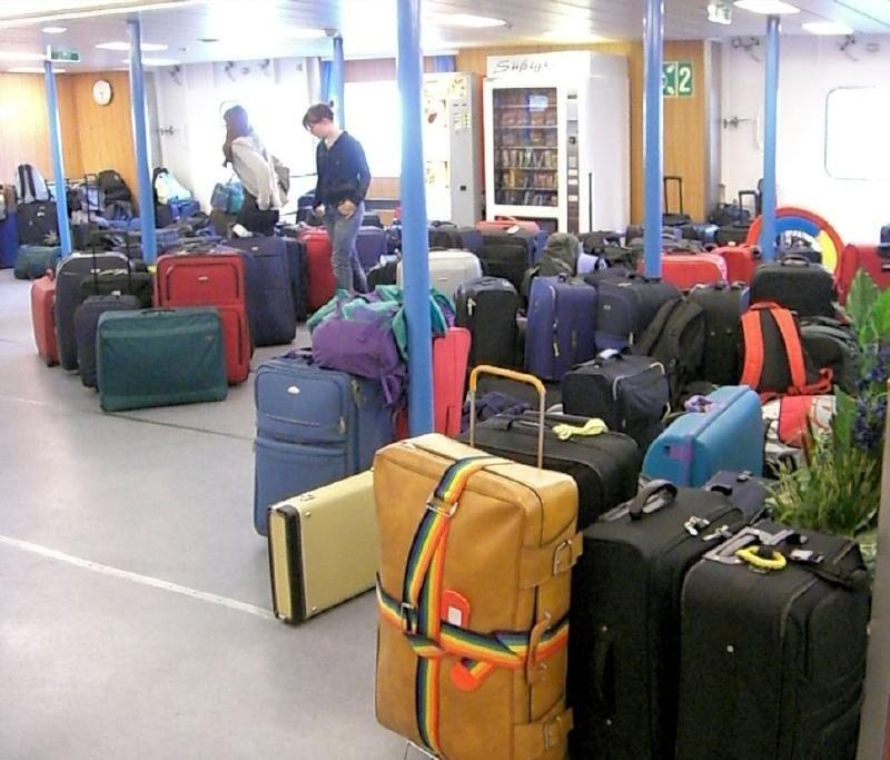 Kofferchaos