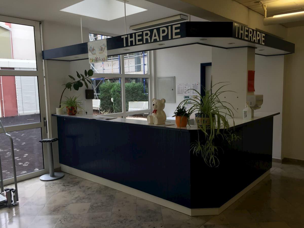 Therapieabteilung