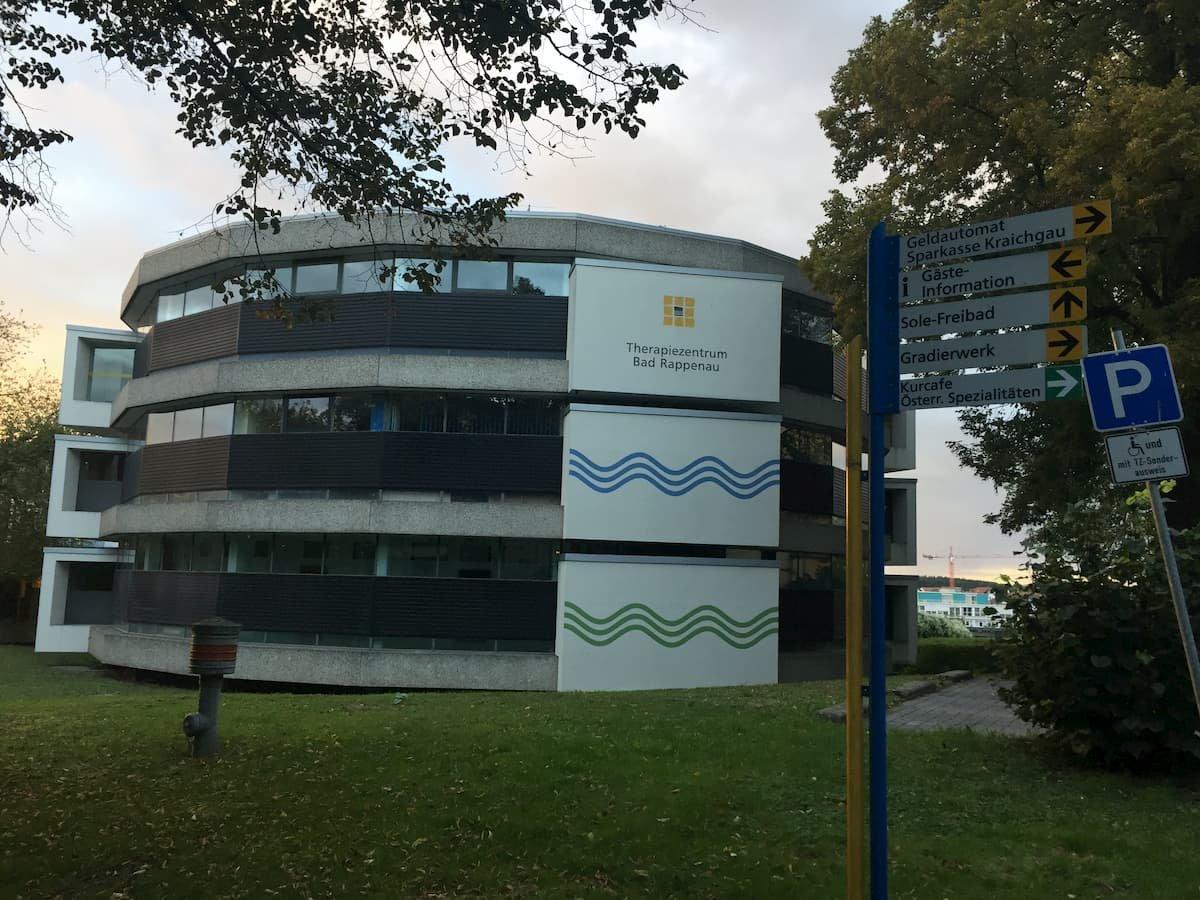 Therapiezentrum in Bad Rappenau