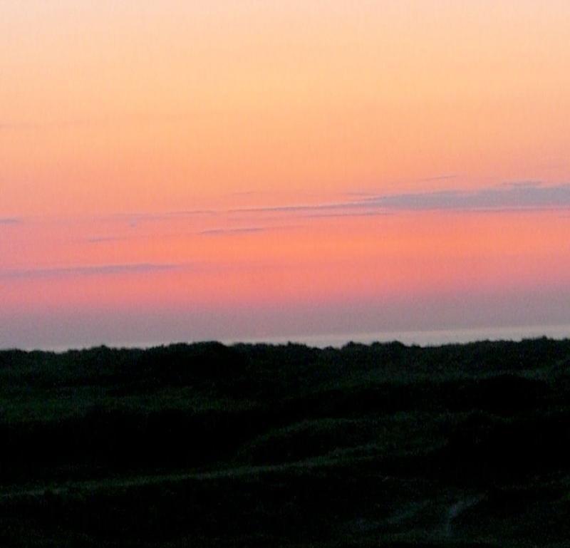 Sonnenaufgang auf Norderney