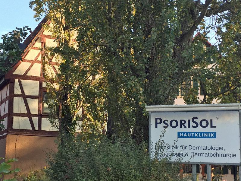 Psorisol-Hautklinik in Hersbruck